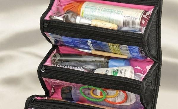 کیف آرایش جدید دخترانه roll-n-go