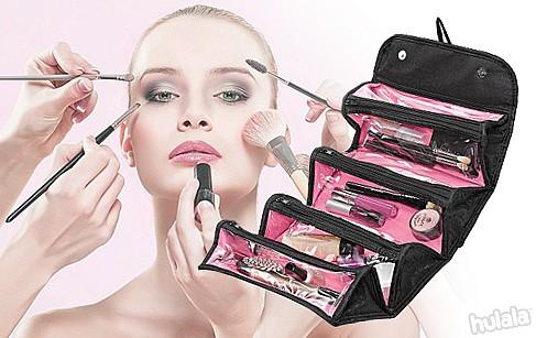 کیف لوازم آرایش roll-n-go