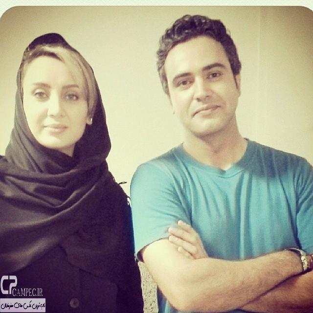 عکس جدید سولماز حصاری و عمار تفتی