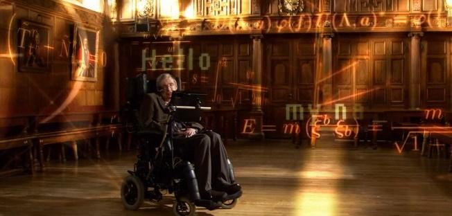 Stephen Hawking هاوکینگ