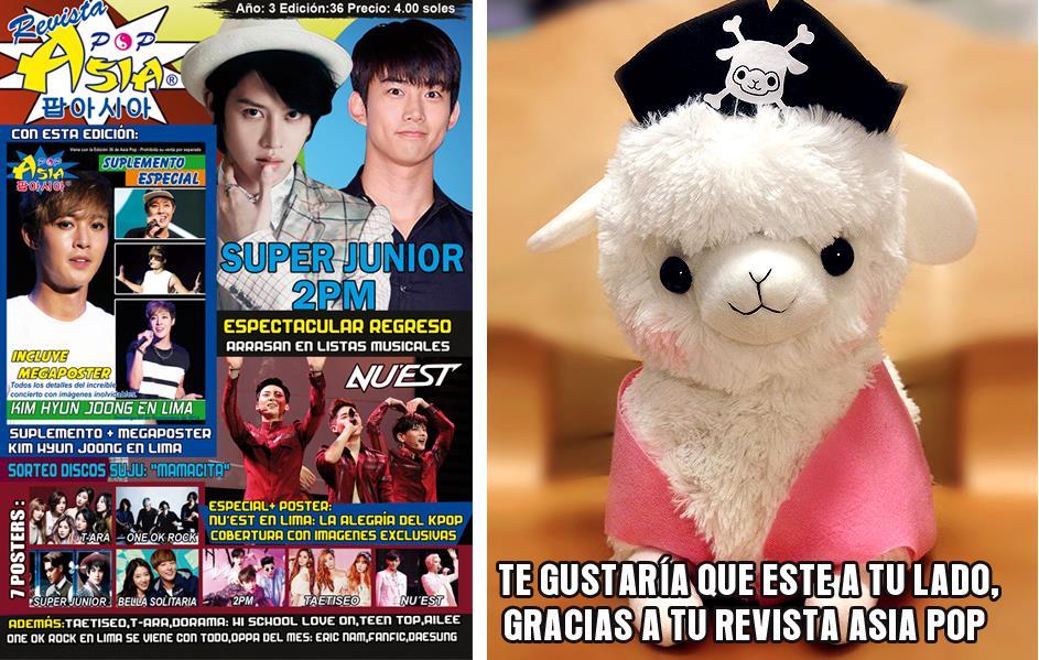 Scans_Kim Hyun Joong Featured In REVSTA ASIA POP