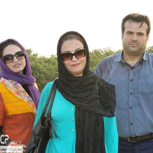 عکس جدید گلاره عباسی و مریلا زارعی