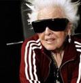 پیرزن 69 ساله، پیرترین دی.جی جهان + عکس