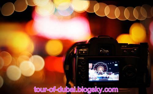 2 نکته برای عکاسی در تور دبی