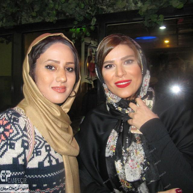 عکس جدید سحر دولتشاهی