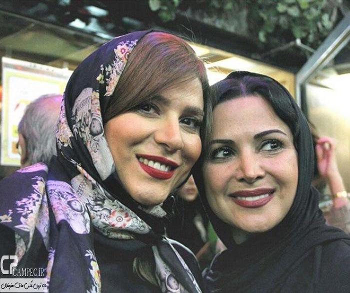 عکس جدید سحر دولتشاهی و کمند امیر سلیمانی