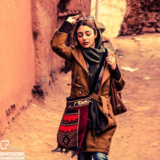 تک عکس جدید بازیگران زن ایرانی آذر 93