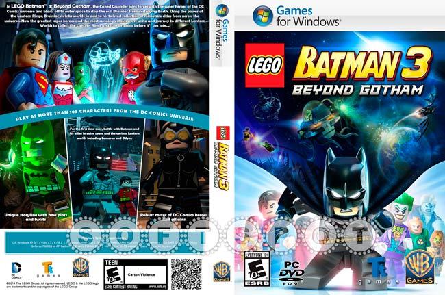 کاور Lego Batman 3: Beyond Gotham
