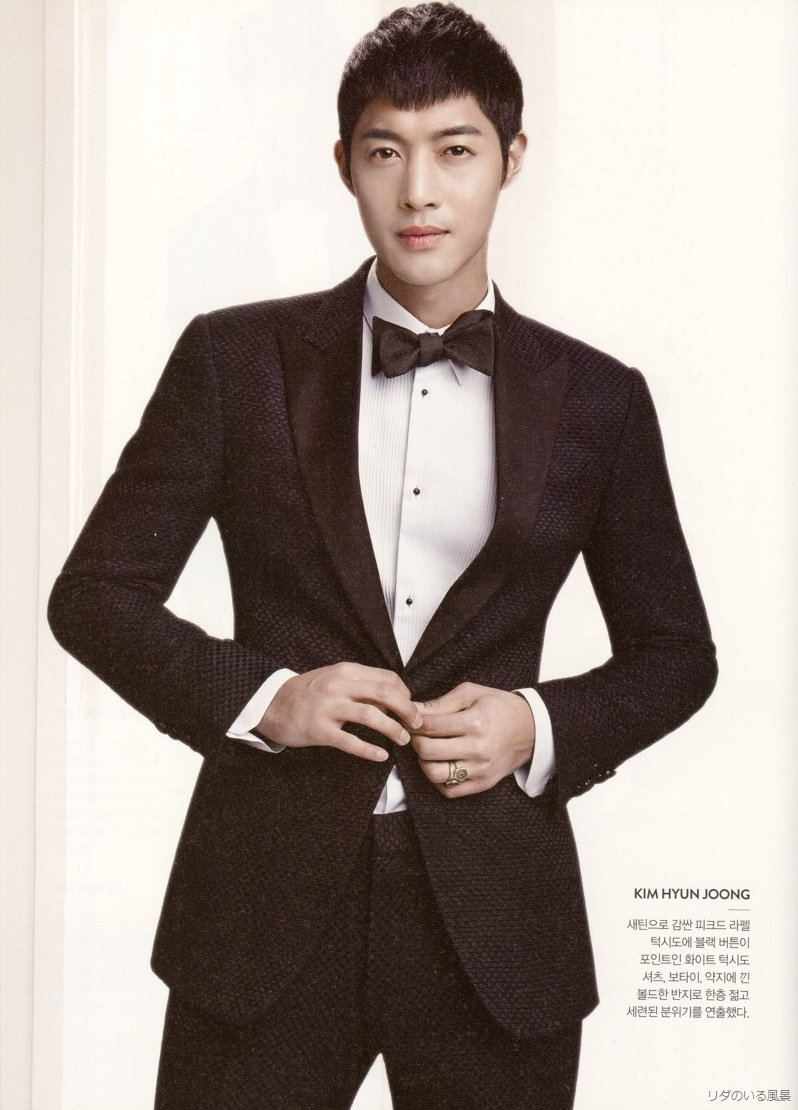 LOTTE DUTY FREE Tuxedo Of The Wedding Day