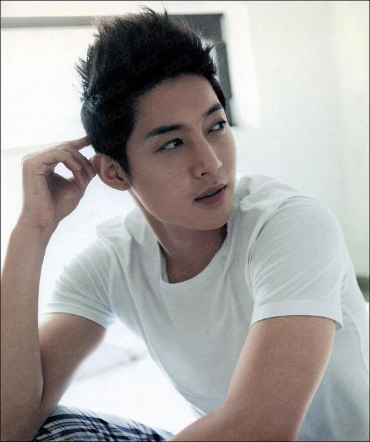Kim Hyun Joong Calendar 2012