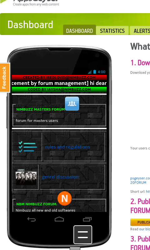 Tutorial: how to create android application by using html Screenshot_2014_11_27_22_36_37