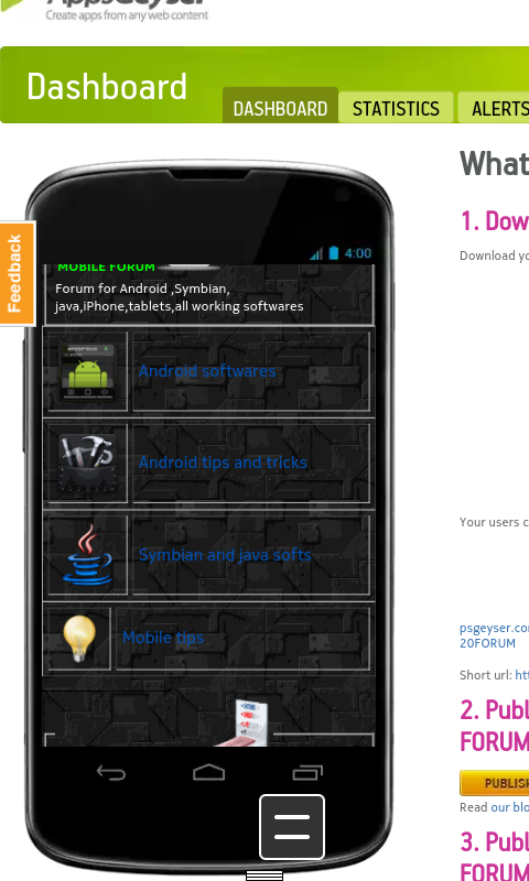 Tutorial: how to create android application by using html Screenshot_2014_11_27_22_37_01
