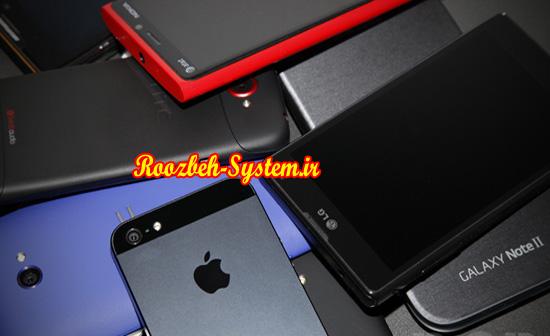 زیباترین گوشی در سیستم عامل اندروبد ، iOS و ویندوزفون را بشناسید