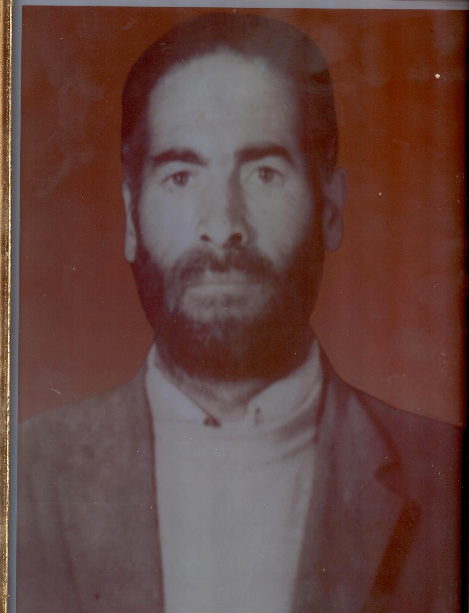 شهیدعلی اصغر محمدی