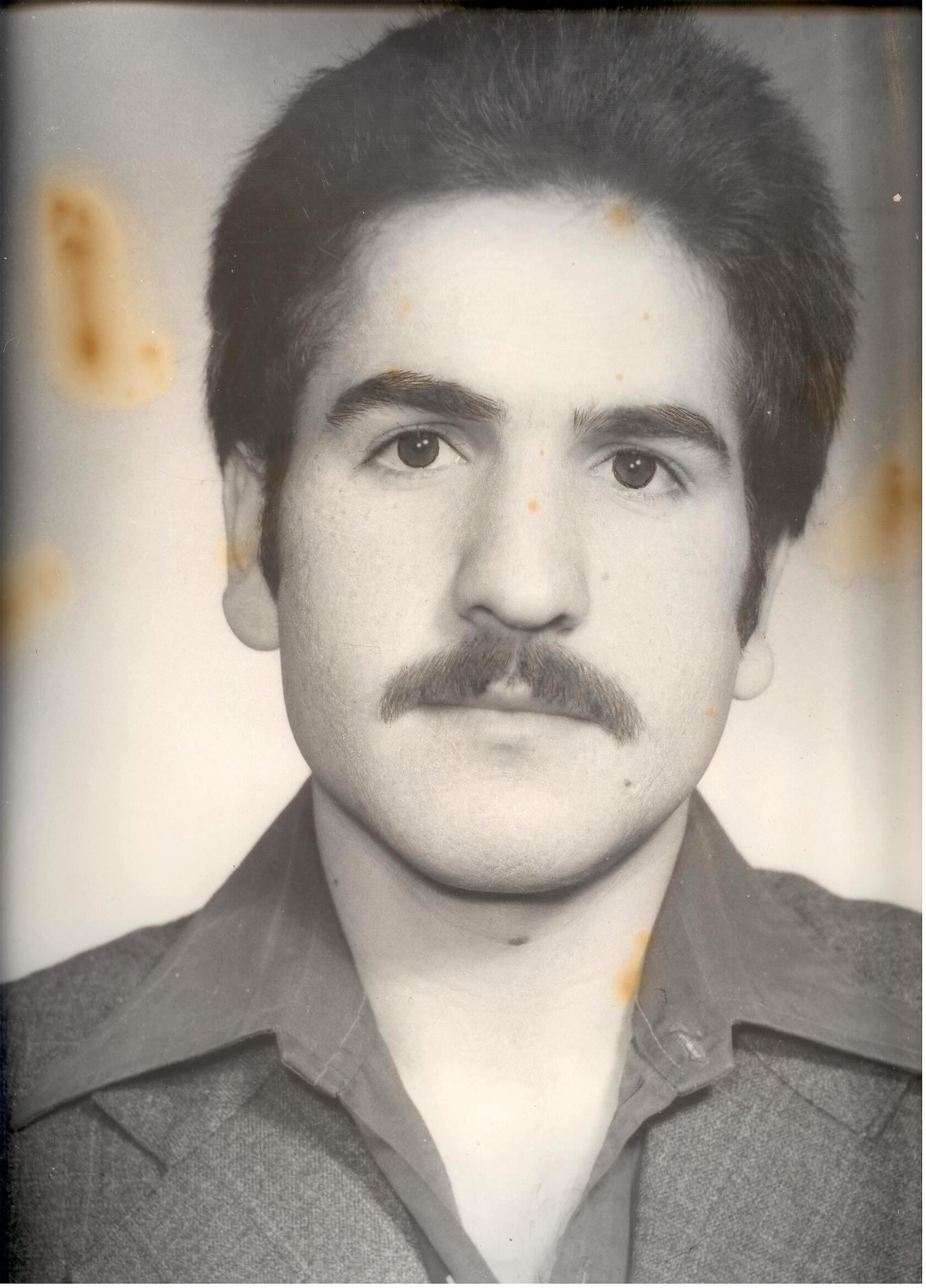 شهیدنبی الله محمدی