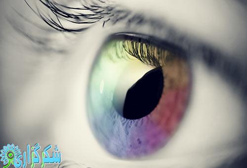 خشکی شبکیه چشم رتینا - چشم درد معالجه خشکی چشم-شکرگزاری پزشکی