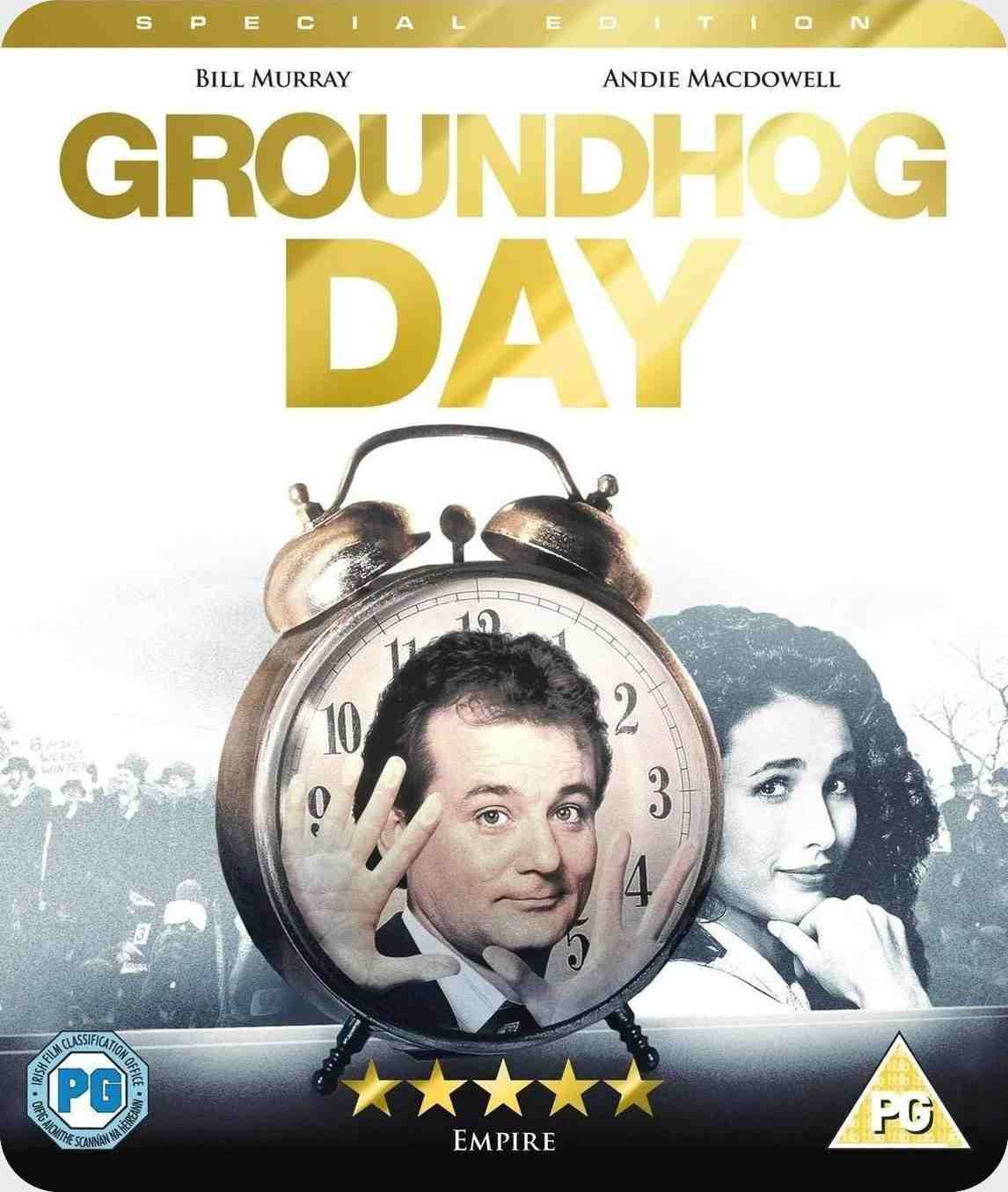 فیلم Groundhog Day 1993