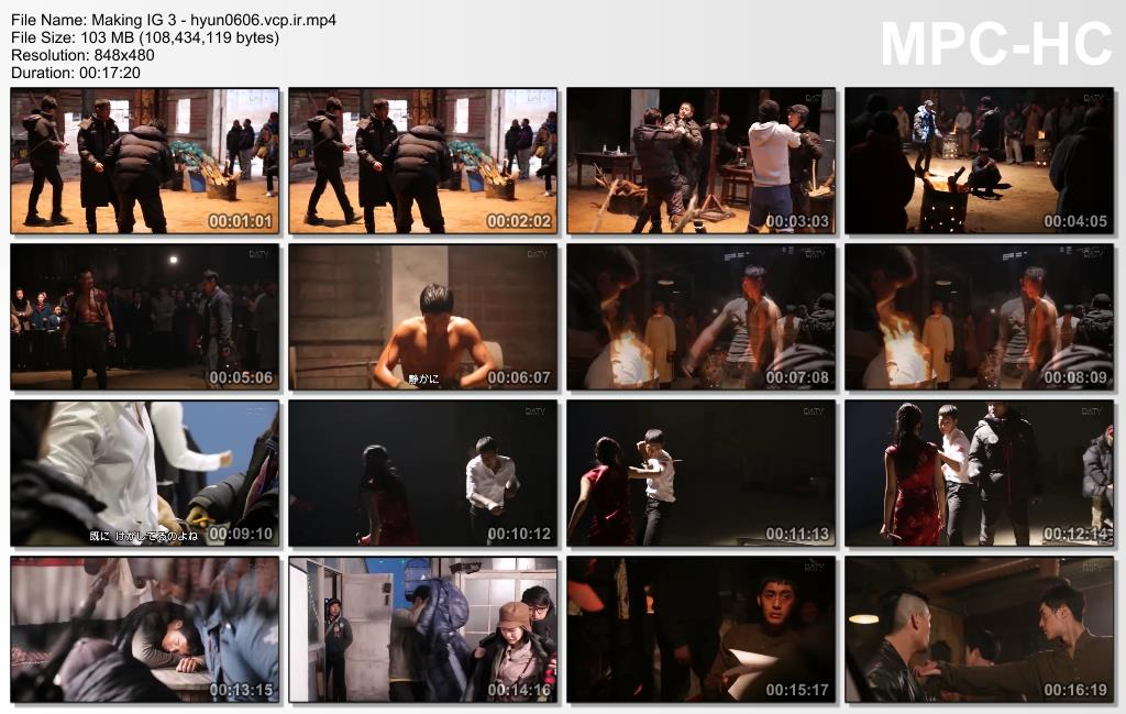 Video_Inspiring Generation DATV Special Making 3