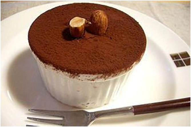 دسر: تیرامیسو قهوه و نارگیل