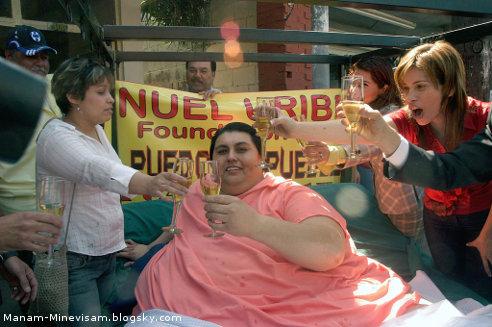 10 کشور رکورددار در عرصه چاقی و اضافه وزن - مکزیک رتبه ششم