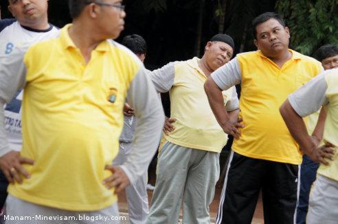 10 کشور رکورددار در عرصه چاقی و اضافه وزن - اندونزی رتبه دهم