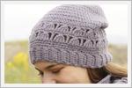 مدل کلاه و شال و دستکش قلاب بافی