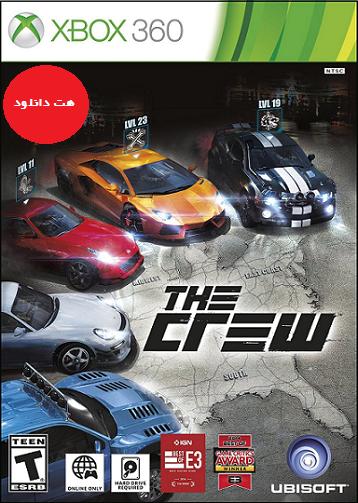 The Crew xbox360 cover small دانلود بازی  The Crew برای XBOX360