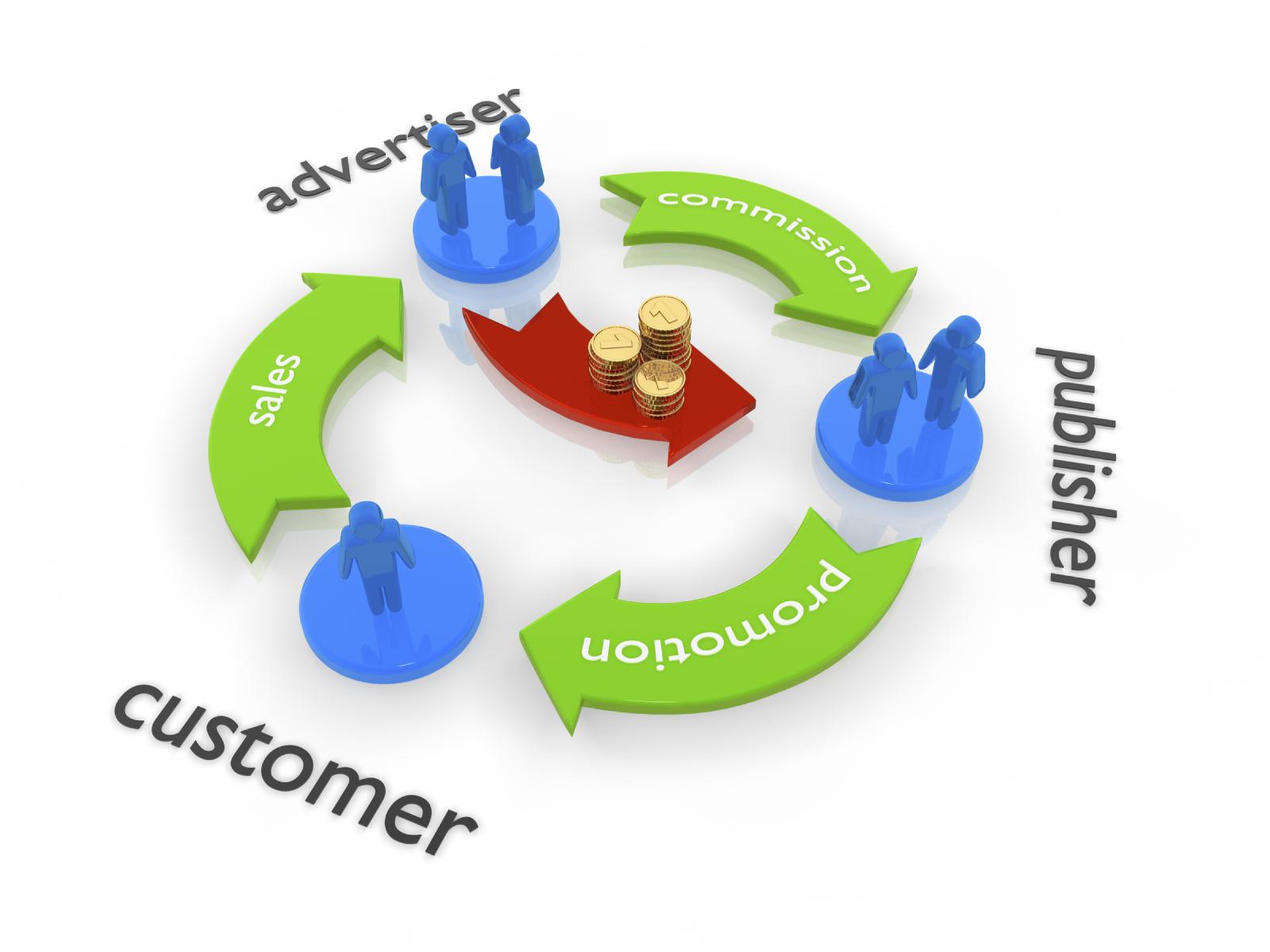 کسب درآمد اصولی از همکاری در فروش