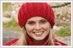 کلاه و شال زنانه