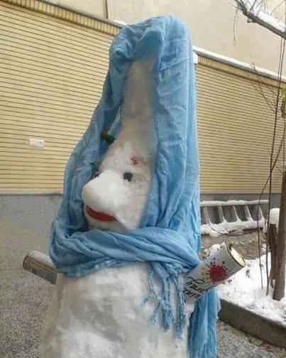 ترول زمستان