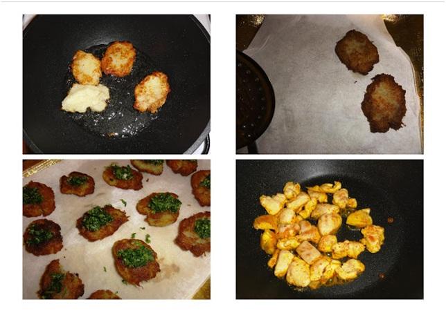 آشپزی: اردور ایتالیایی با سس سبز