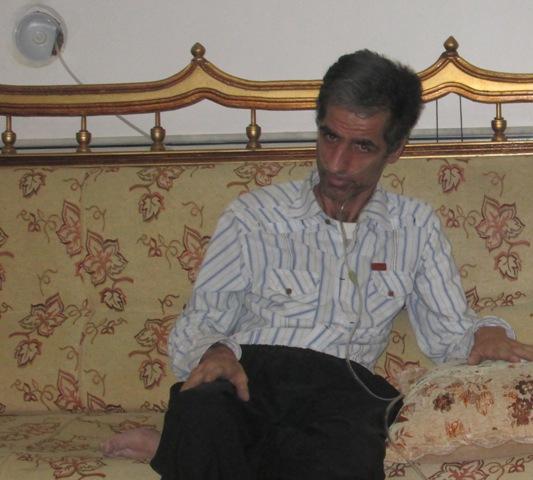 عیدی رزمندگان بسیجی ایثارگر هم اندیشان پیشرفت منطقه ابوزیدآباد