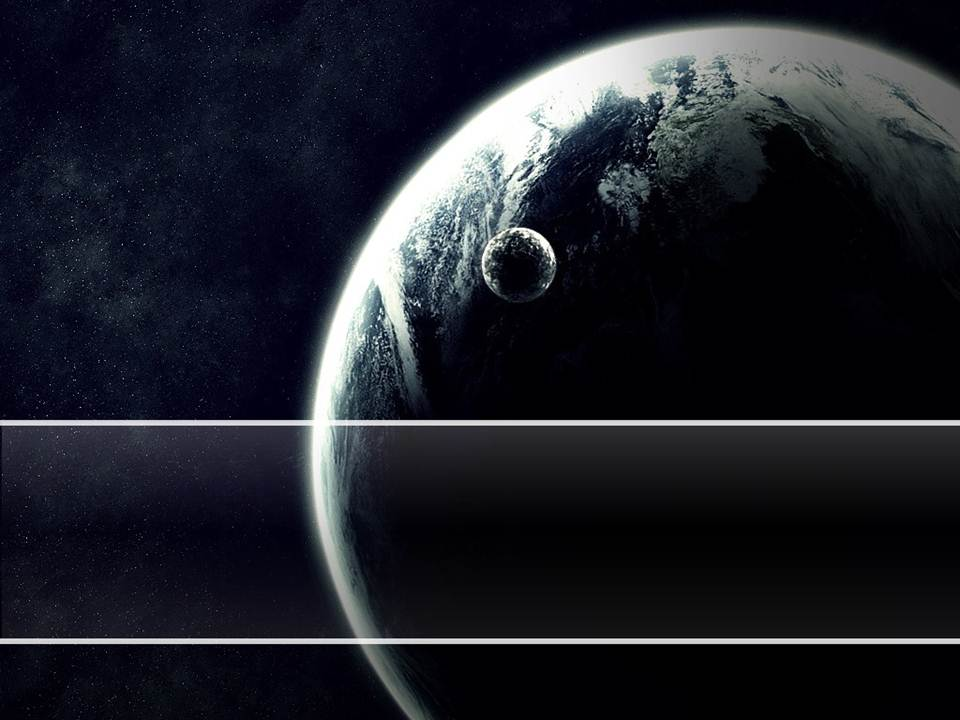 قالب پاورپوینت جهان تاریک 3