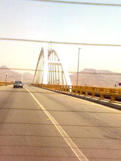 بزرگترین پل ایران پل شهید کلانتری