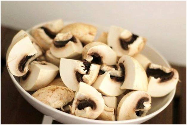 تغذیه: قارچ را قبل از مصرف در آفتاب قرار دهید
