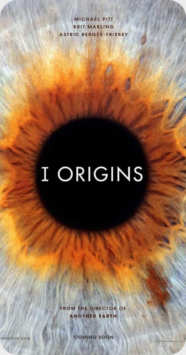 فیلم I Origins 2014
