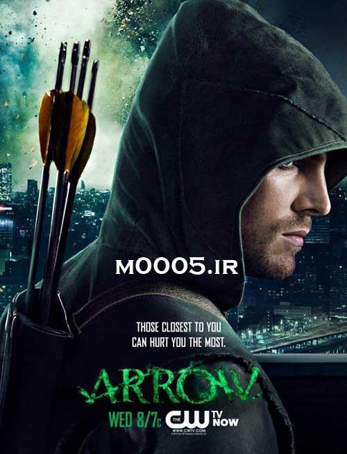 دانلود رایگان سریال Arrow فصل1و2و3و4و5با لینک مستقیم و کیفیت عالی دوبله فارسی رایگان