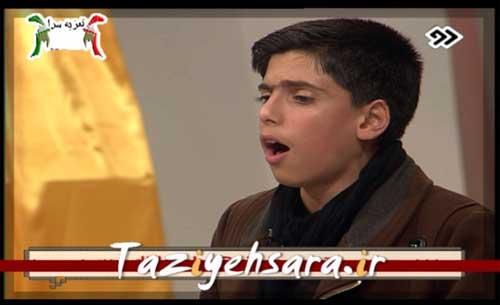 محمدتقی میرآبادی و موزیک آقای فاتحی در شبکه 2