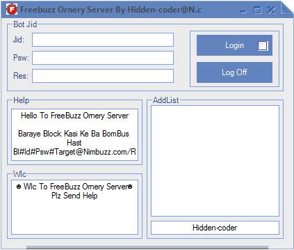Freebuzz - Freebuzz Ornery Server(Dc & Pv Flood) Freebuzz_Ornery