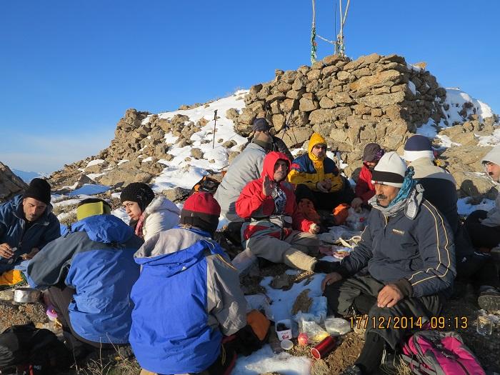 کوهنوردی دیواندره