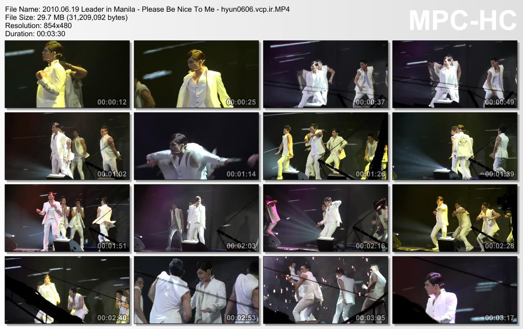 [Fancams] Kim Hyun Joong Heal The World@Araneta, Manila [2010.06.19]