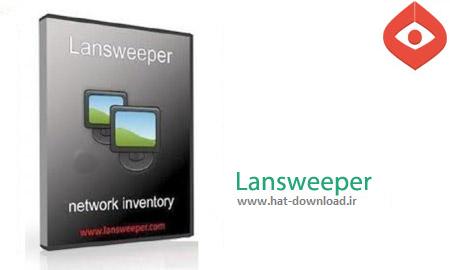 Lansweeper 5.1.0.59 نرم افزار نظارت بر کامپیوتر ها Lansweeper 5.1.0.59