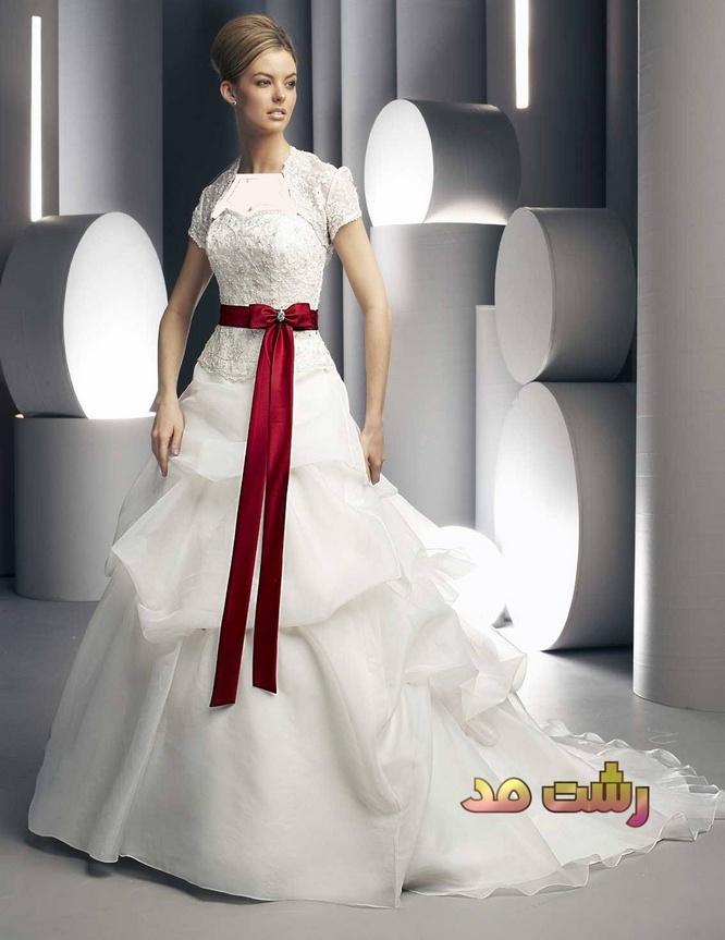 مدلهای لباس عروس جدید سال 2015 اروپایی و کره ای خانوم های لاغر