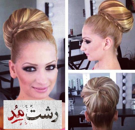 نمونه مدلهای شینون مو کوتاه بلند باز بسته زنانه