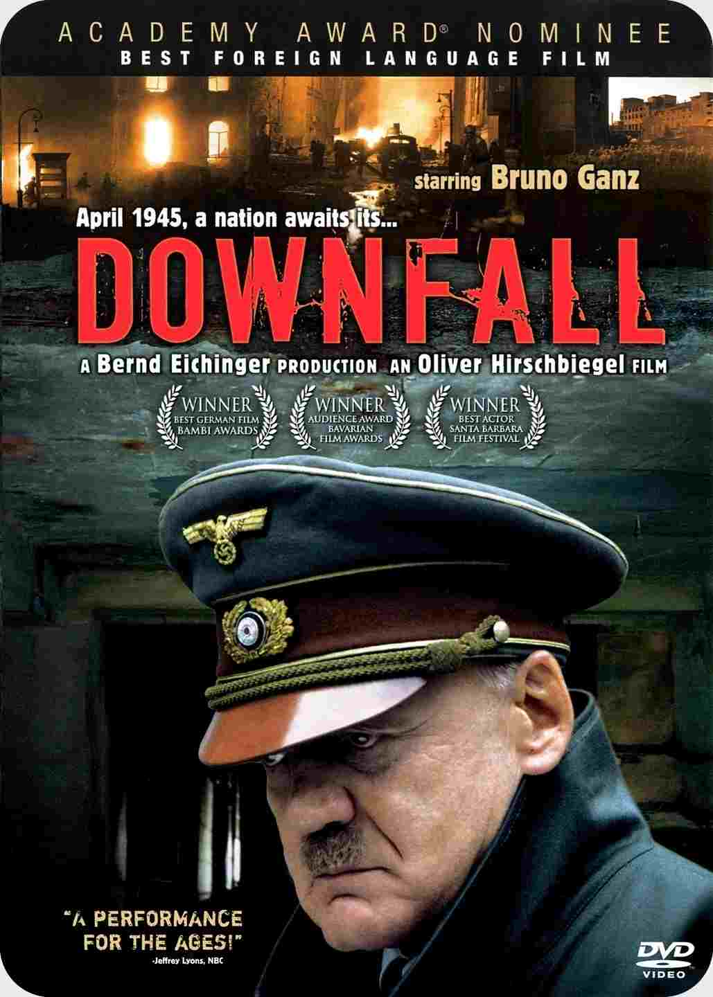 فیلم Downfall 2004