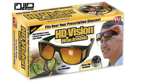 عینک دو قلوی اچ دی ویژن