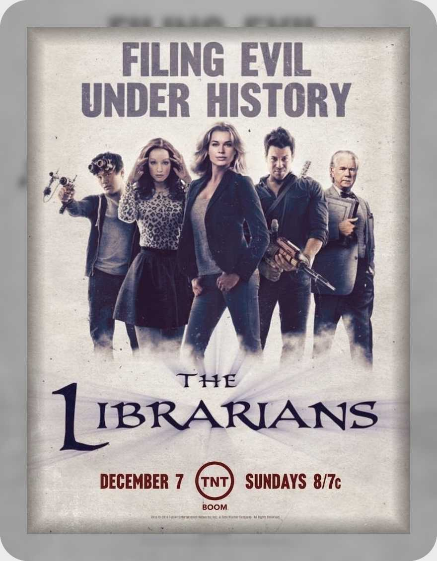 سریال The Librarians US فصل 1