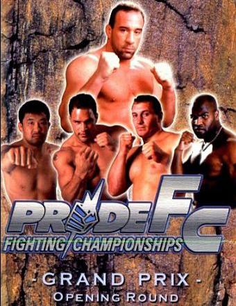 دانلود رویداد پراید گراند پریکس ۲۰۰۰ مقدماتی   Pride FC Grand Prix 2000 Opening Round