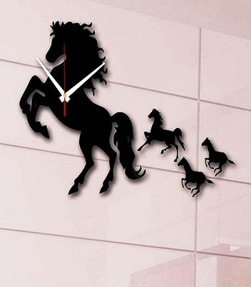 خرید پستی ساعتهای دیواری فانتزی مدرن شیک تاچلی