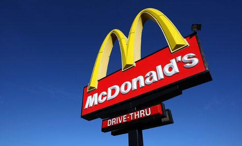 طرح ساخت رستوران مک دونالدز در کلیسا برای جذب مردم